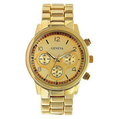geneva gold bracelet