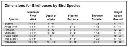 pdf plans bird house design hole size download wood