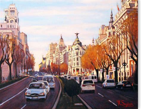 imagenes de paisajes naturales urbanos pintura moderna y fotograf 237 a art 237 stica paisajes urbanos