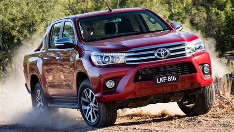 Toyota High End Models Toyota Hilux Sr5 2016 Review Term Carsguide