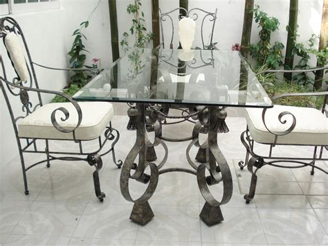 wrought iron garden table wrought iron furniture for your garden landscaping