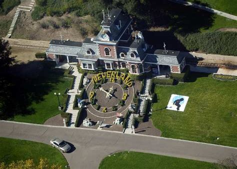 neverland michael jackson s house