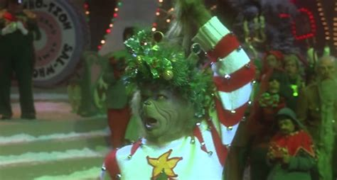 grinch stole christmas movie clip 2 youtube