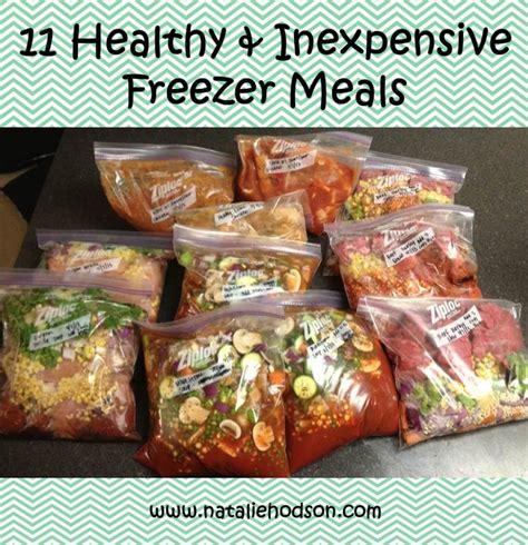 Freezer Frozen freezers recipes for freezer meals