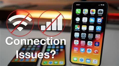 iphone xs and xs max lte and wifi issues