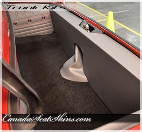 1967 Camaro Interior Kit by 1967 Camaro Tmi Trunk Restyling Kit Xr Series