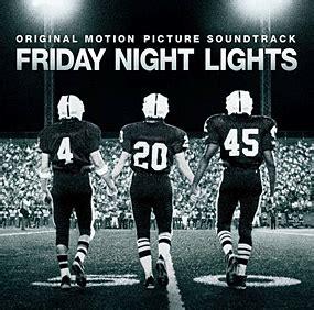 friday lights 2004 friday lights soundtrack 2004
