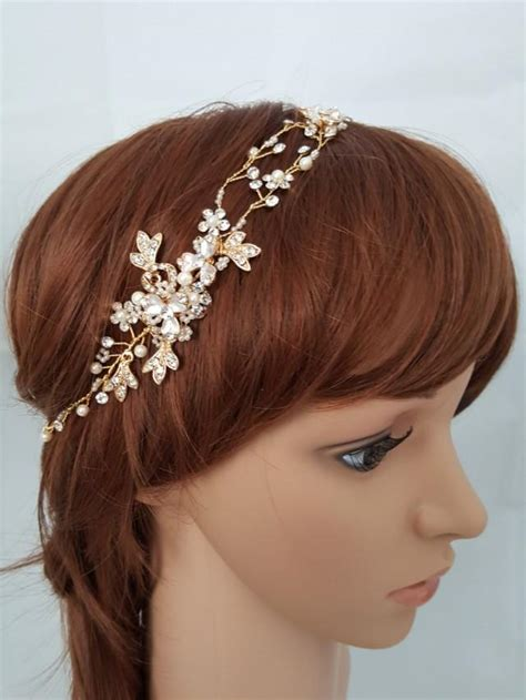 5 Bridal Hair Accessories To by Wedding Hair Vine Bridal Bridal Hair