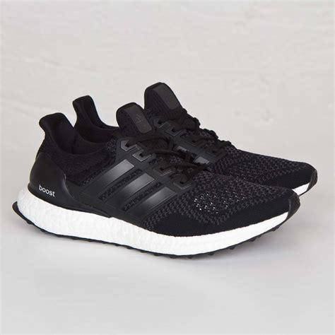 Adidas Ultraboost Black Silver Premium Quality adidas ultra boost m black 61133076