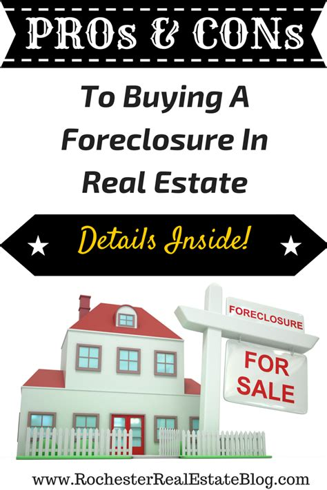 buying a foreclosure house is buying a foreclosure a good idea in real estate