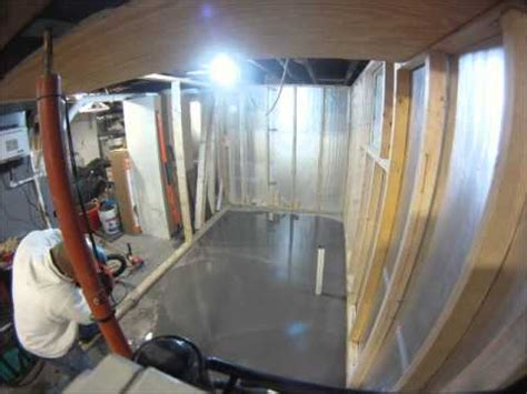 how to level a concrete basement floor basement floor leveling