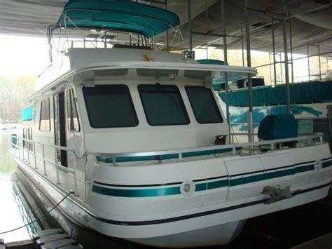 gibson houseboat floor plans 1996 gibson 50 cabin yacht power boat for sale www