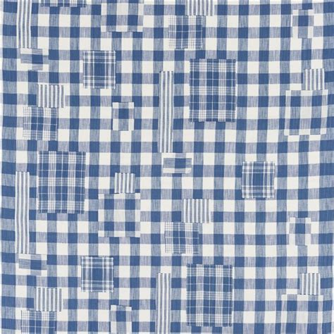 Patchwork Denim Fabric - genevieve patchwork denim fabric ralph