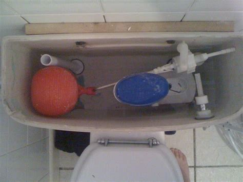 Cistern Plumbing by Supply And Replace A Toilet Cistern Plumbing In