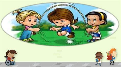 imagenes de niños jugando ala cuerda la recreacion