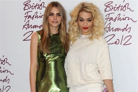 Vice Team Up With Topshop For Gigs Thankfully Not T Shirts by Cara Delevingne And Ora To Maybe Team Up On Fashion