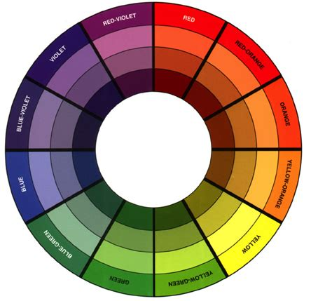 earth tone color wheel complementary colors club creative studio