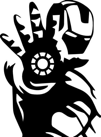 Macbook Aufkleber Ironman by Ironman Macbook Sticker Cameo Svg File