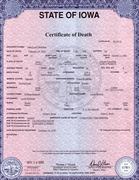 Records Of Birth Certificates Vital Records Birth And Certificates Autos Post