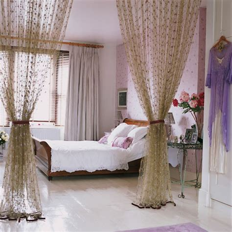 pretty bedroom curtains pretty bedroom step inside this dramatic open plan