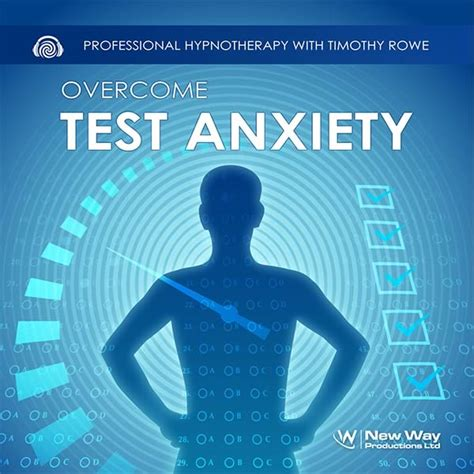 anxiety test overcome test anxiety self hypnosis