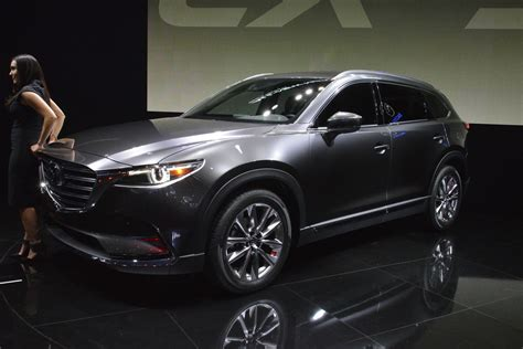 all new mazda cx 9 promises to out handle its rivals