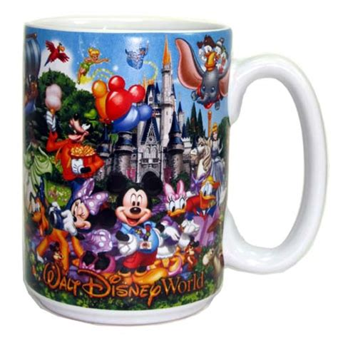 Your WDW Store   Disney Coffee Cup Mug   Storybook Attractions   Grandpa