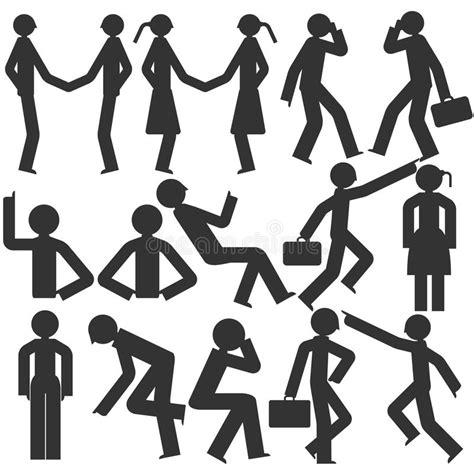clipart in movimento movimento corporal ilustra 231 227 o stock imagem 48961278