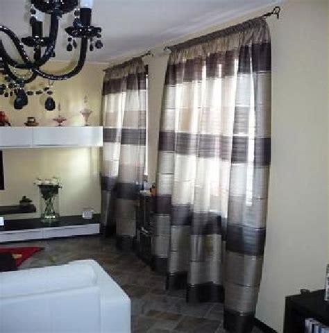 tendaggi moderni per salotto foto tenda soggiorno di sergio porro t t tessuti e