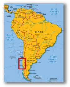 map of patagonia south america urantia book mission to patagonia
