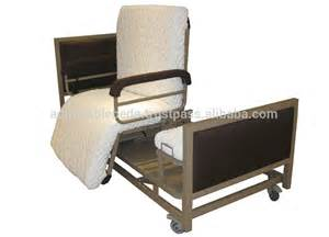 Hospital Guest Chair Bed Hospital Chair Type Electric Adjustable Bed For Home Use