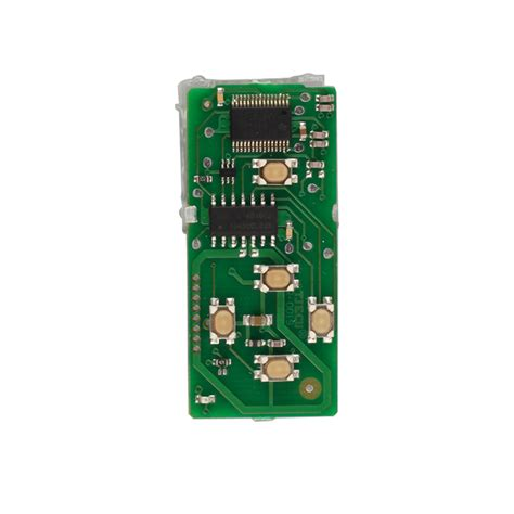 toyota car payment number smart card board 5 buttons 312mhz for toyota number 271451