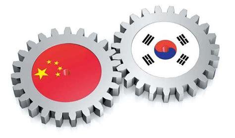 china korea korea and china striving to conclude fta talks before