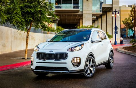 kia vehicle lineup 2017 sportage joins kia lineup of family vehicles