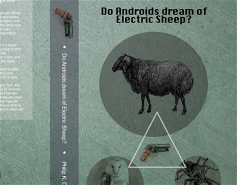 androids of electric sheep do androids of electric sheep book covers on behance