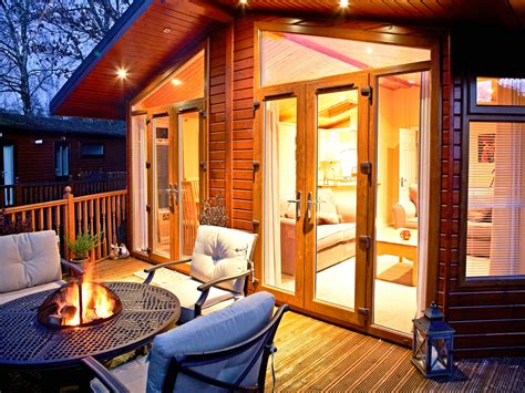 Large Country Homes romantic log cabins sykes cottages blog