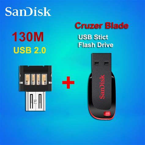 Sandisk Cruzer Blade 32 Gb Flash Disk Drive Cz50 100 original genuine sandisk cruzer blade usb stick flash