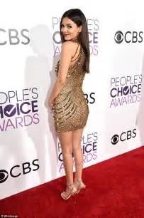 Nataliya Mini Dress s choice awards justice stuns in dress