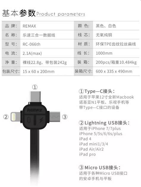 Remax Lesu Cable For Android Type C Charging Data White ori remax fast charging lightning 8 pins micro usb type c