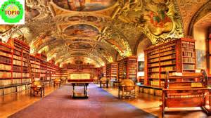 Libraries In 10 Most Beautiful Libraries In The World