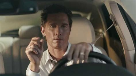 lincoln matthew mcconaughey quot bull quot matthew mcconaughey and the mkc official