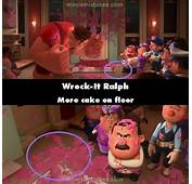 Wreck It Ralph 2012 Movie Mistakes Goofs And Bloopers