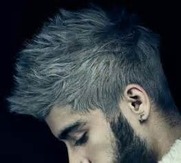 zayn malik's newest hairstyle in 2017