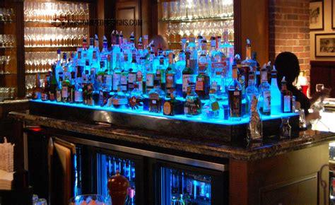 liquor display shelves lighted back bar shelving liquor display pictures idea