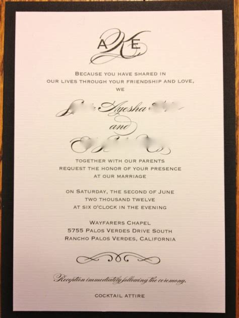 sle wedding invitation cards friends 24 best wedding invitations images on