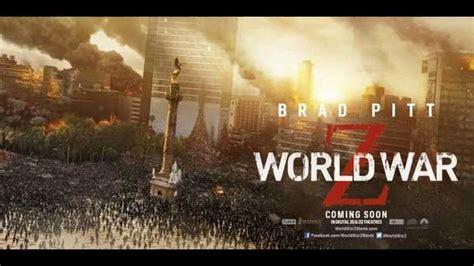 guerra mundial z guerra mundial z pelicula completa youtube