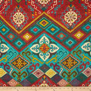 Moroccan Drapery Waverly Ute Mountain Gem Discount Designer Fabric