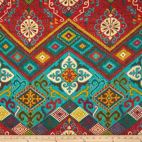 Pineapple Upholstery Fabric Waverly Ute Mountain Gem Discount Designer Fabric