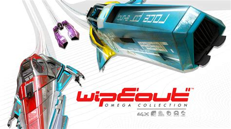 Wipeout Omega Collection Ps4 wipeout omega collection playstation 4 review stg