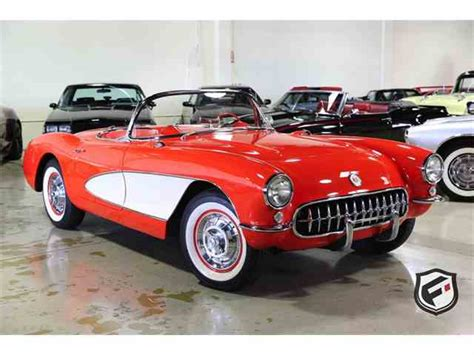 pictures of 1957 corvette 1957 chevrolet corvette for sale on classiccars